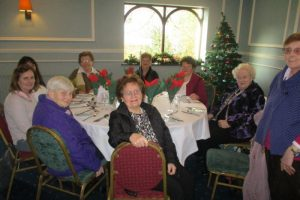 Senior Citizens of the Parish Christmas Party