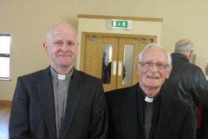 Canon Caimin's 60th Anniversary of Ordination