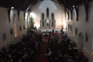 Carol Service, Nativity Pageant & Lighting of Tree in Remembrance Garden