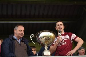 Success for Parish in Intermediate Hurling Final