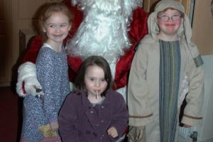 Christmas Pageant at Barefield Church