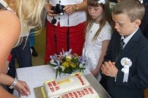 Holy Communion 2011