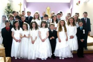 Holy Communion 2012