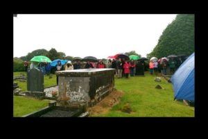 Kilraghtis Graveyard Mass 26th June