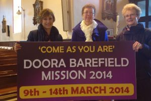 Parish Mission 2014