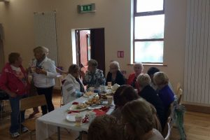 Slainte an Chlair Coffee Morning at Fahy Hall