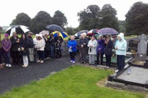 Templemaley Cemetery Mass 12th June