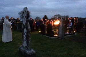 Dawn Mass Kilraghtis Easter 2015